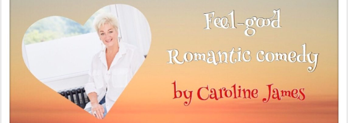 Caroline James Author Blog